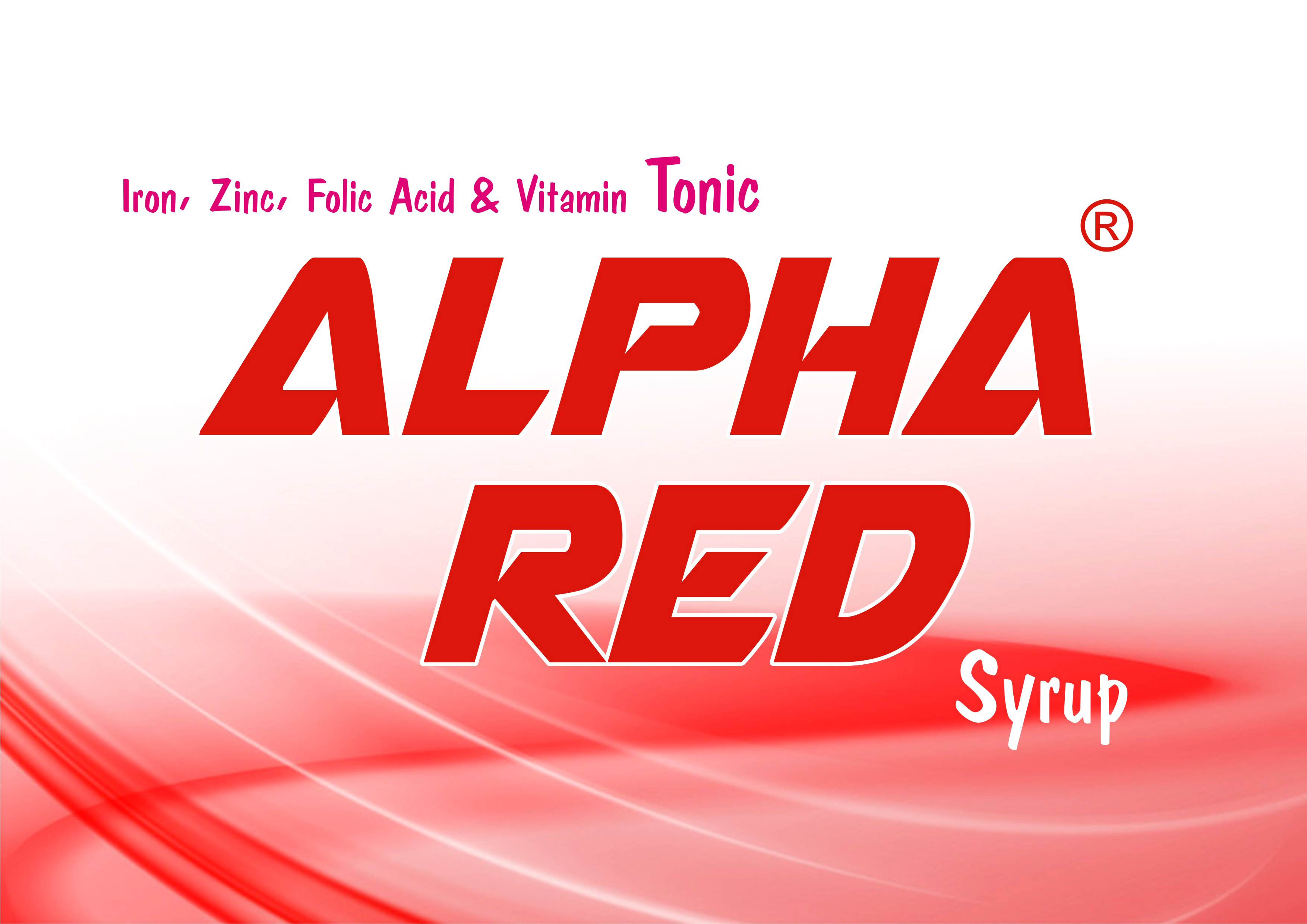 Alpha Red 1