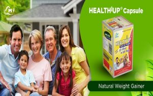 Health Up®: The way to get started for a happy living