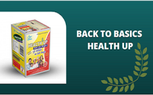 Read more about the article BACK TO BASICS IN HEALTH UP® CAPSULES