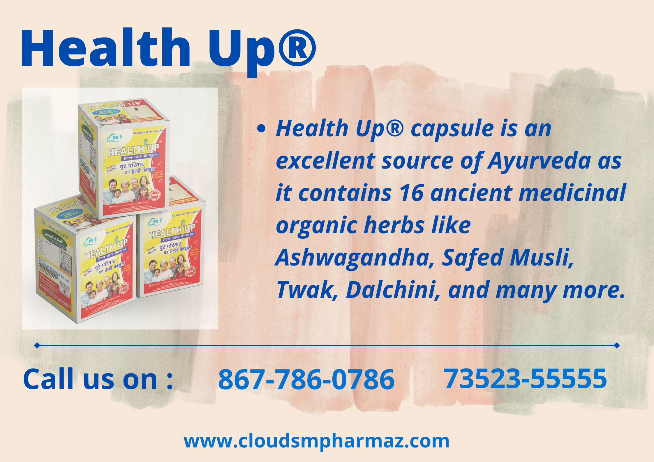 You are currently viewing Health Up® Capsule for Better and Faster Weight Gain