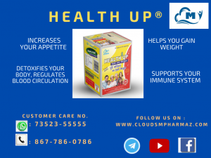 HOW TO USE HEALTH UP® CAPSULES TO GAIN WEIGHT
