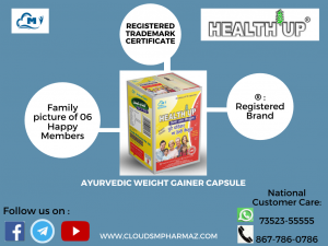 Read more about the article HOW IS HEALTH UP® CAPSULE IS DIFFERENT FROM OTHER WEIGHT GAINERS