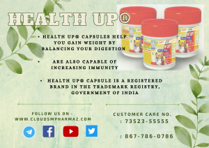 Read more about the article Health Up® Capsules: Ayurvedic Remedy For Weight Gain