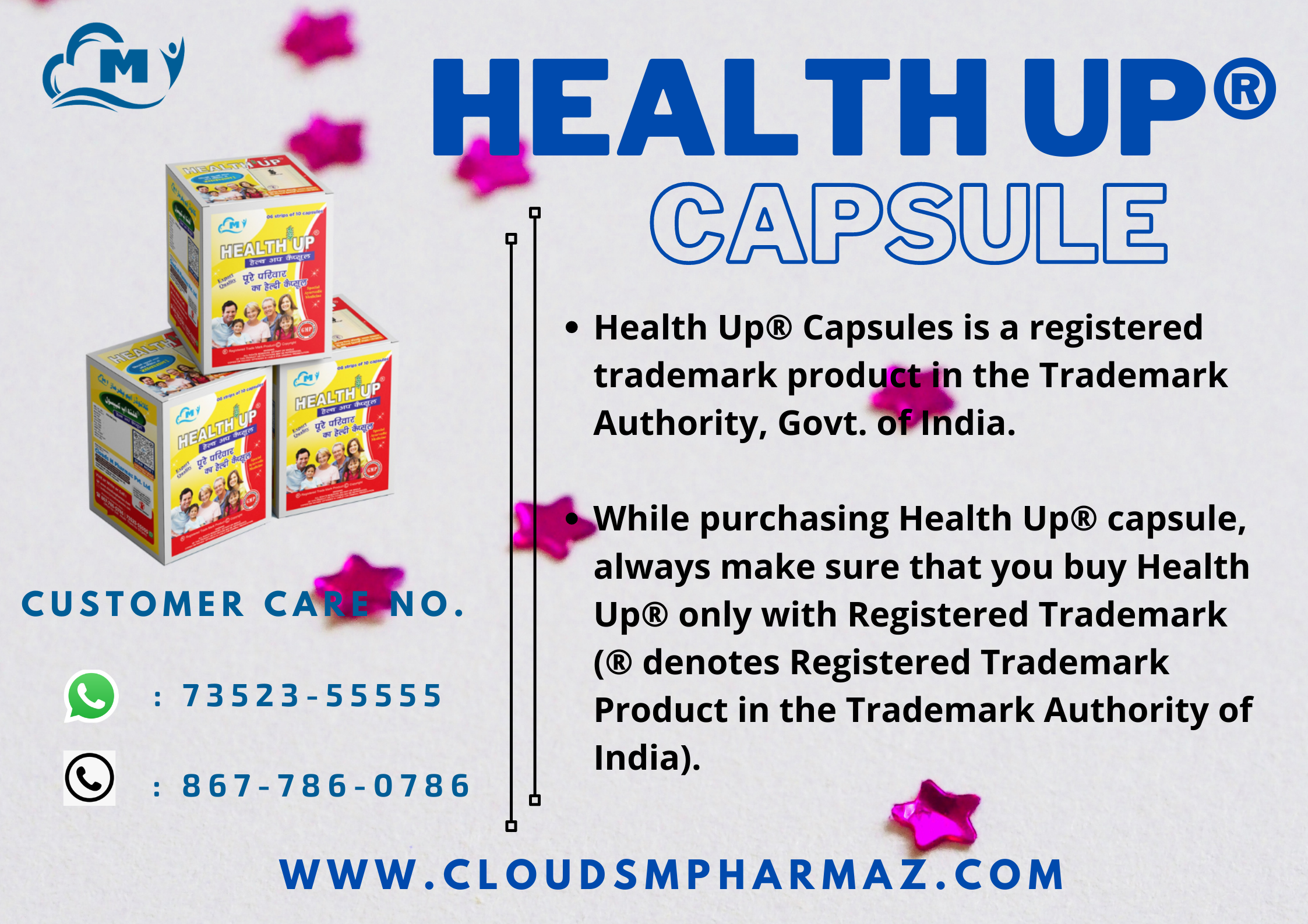 Read more about the article How Health Up® Capsules Helps In Gaining Weight?