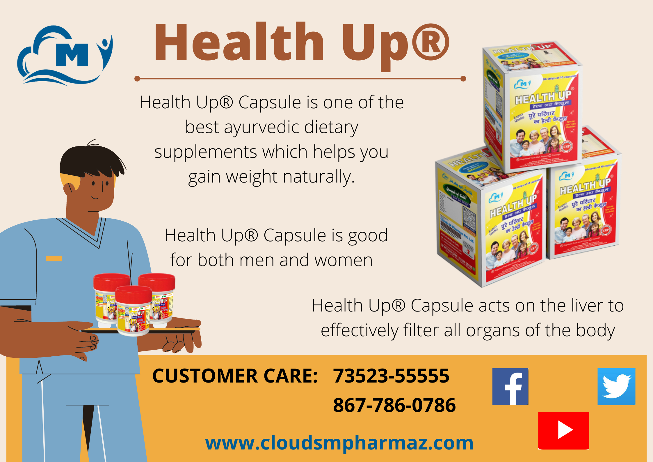 Read more about the article Best Health Up® Capsule Tips You Will Read This Month!!
