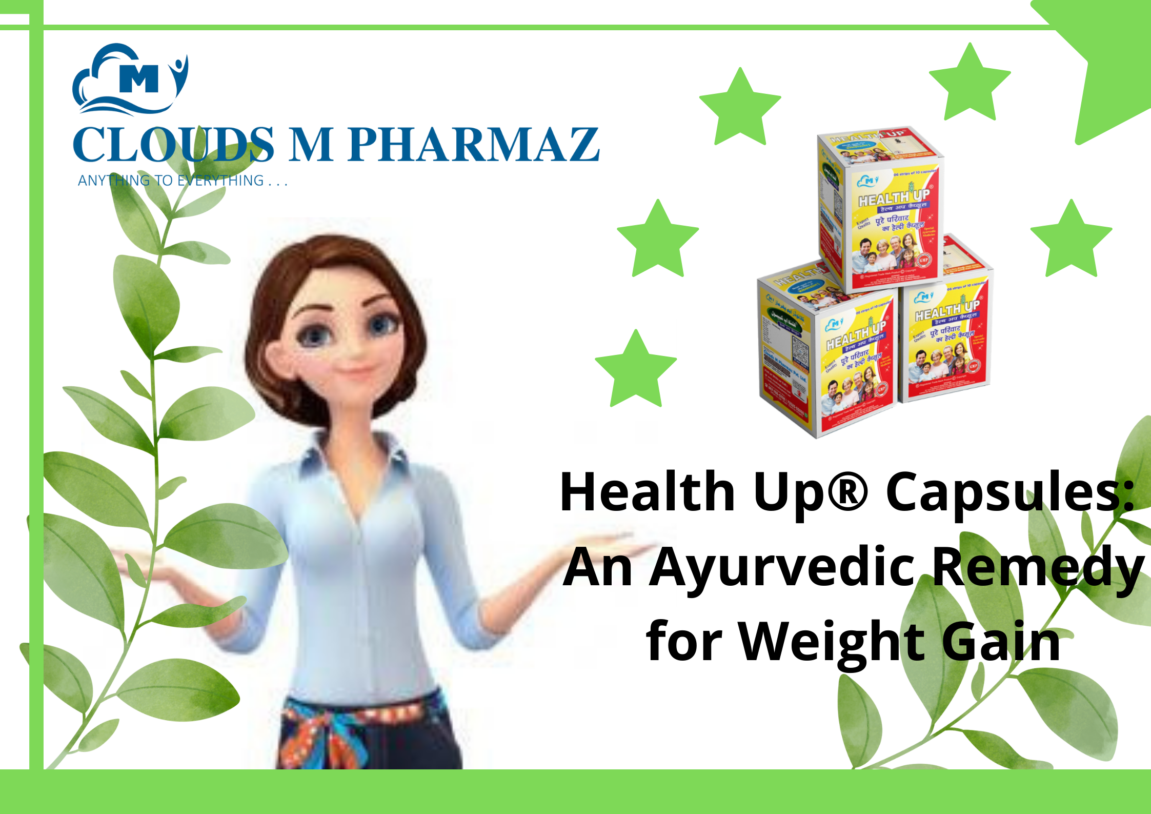 Read more about the article How To Use The Health Up ® Capsule?